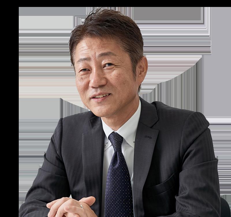 代表取締役 筒井隆介